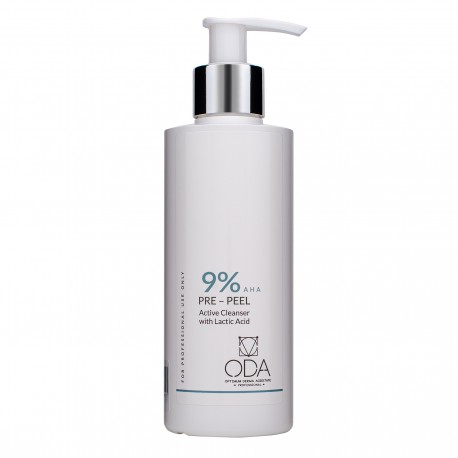 Active Cleanser with lactic acid, 9% 200ml