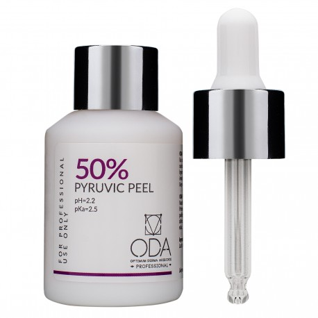 ODA Pyruvic acid peel, 50% 30 ml